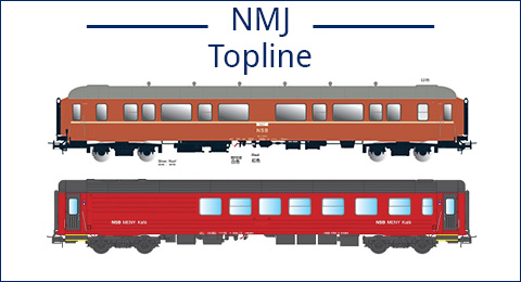 Full overview over all our NMJ Topline products