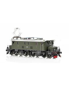 Superline Lokomotiver, NMJ Superline mdels of NSB El 2.2023 in modernized version with one pantograph. , NMJS2.2023-2