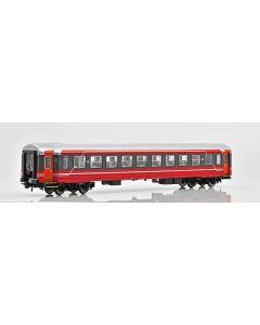 Topline Personvogner, NMJ Topline model of the NSB B3-6 25644, 2nd class passenger coach in NSB`s latest design., NMJT106.502