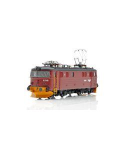 Topline Lokomotiver, NMJ Topline NSB El11b.2146, i n the new design, red/black, AC Digital, NMJT87.401AC