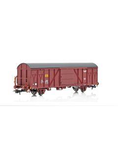 Topline Godsvogner, NMJ Topline modell av NSB Gbs 150 0 111-2 luggage van downloaded to 15000 kg weight for 100 km/h. , NMJT506.302