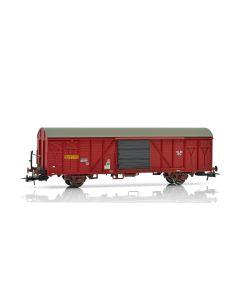 Topline Godsvogner, NMJ Topline model of the NSB Xbms 40 76 953 5013-9 internal maintenance van., NMJT506.306