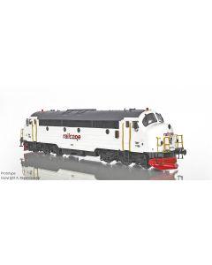 Topline Lokomotiver, NMJ Topline model of the Three T TMY 1110.