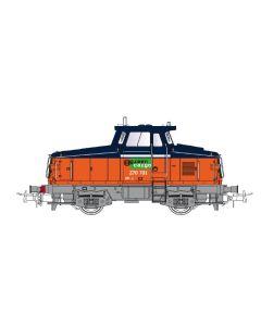 Lokomotiver Svenske, jeco-z70-a510-green-cargo-z70-701-dc, JECZ70-A510