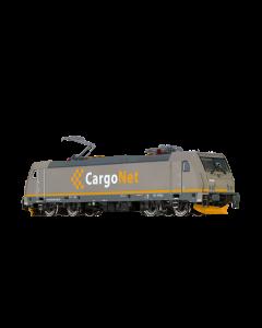 Lokomotiver Norske, brawa-43993-cargonet-ce119-ac-sound, BRA43993