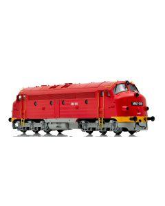 Topline Lokomotiver, nmj-topline-90205-mav-m61-019-dc, NMJT90205