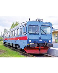 Topline Lokomotiver, nmj-topline-93007-sj-y1-1318-dc, NMJT93007