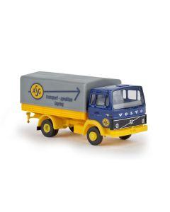 "Lastebiler, Volvo F613 ""ASG"", BRE34759"