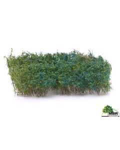 Busker, MBR-Model-50-5005-shrubbery-blooming-blue, MBR50-5005