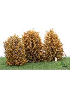 Busker, MBR-Model-50-4004-high-bushes-dark-yellow-3-pcs, MBR50-4004