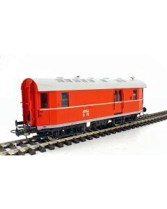 Personvogner Danske, heljan-3004-hfhj-d-73, HEL3004