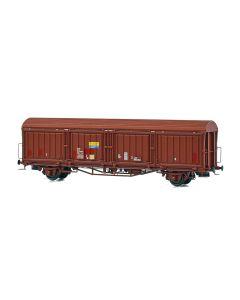Godsvogner Svenske, dekas-dk-872206-sj-hbis-712-21-riv-74-211-5-693-6-kornas-express, DK-872206