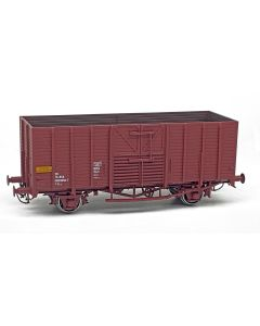 Superline Vogner, NMJ-Superline-NSB-Woodchip-waggon-Fbw-60300567-T1-handmade brassmodel-HO, NMJSFb0056