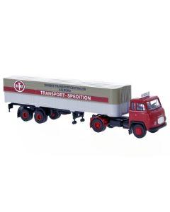 "Lastebiler, Scania LB 76 ""Datra"", BRE85172"