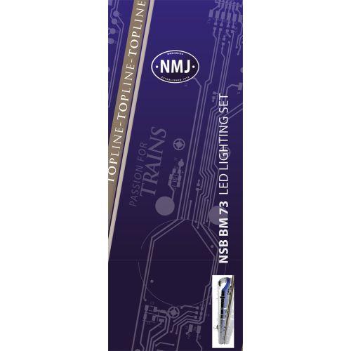 Topline Deler, NMJ Topline NSB BM 73 interior light LED interior light and replacement PCB for NMJ Topline NSB BM 73. , NMJT81.992