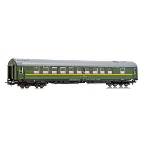 Topline Personvogner, NMJ Exclusive SZD Sovevogn WLABm type UIC Y med destinasjon Oslo-Moskva., NMJE501417