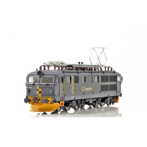 Topline Lokomotiver, nmj-topline-93106-CargoNet-el14-2186-dc, NMJT93106