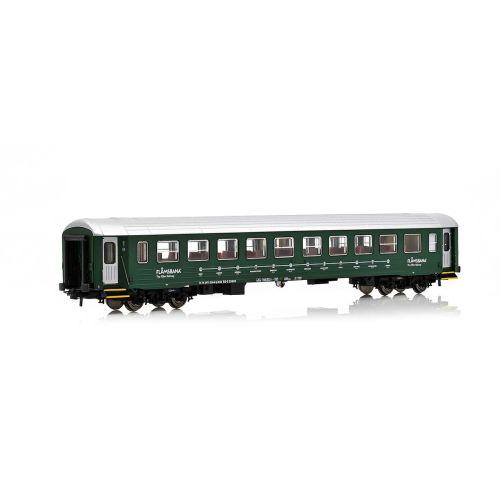 Topline Personvogner, nmj-topline-106422-flamsbana-b3-5-25584-green, NMJT106.422