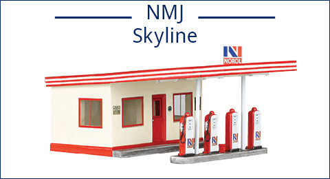 Full overview over all our NMJ Skyline products