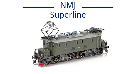 Full overview over all our NMJ Superline products